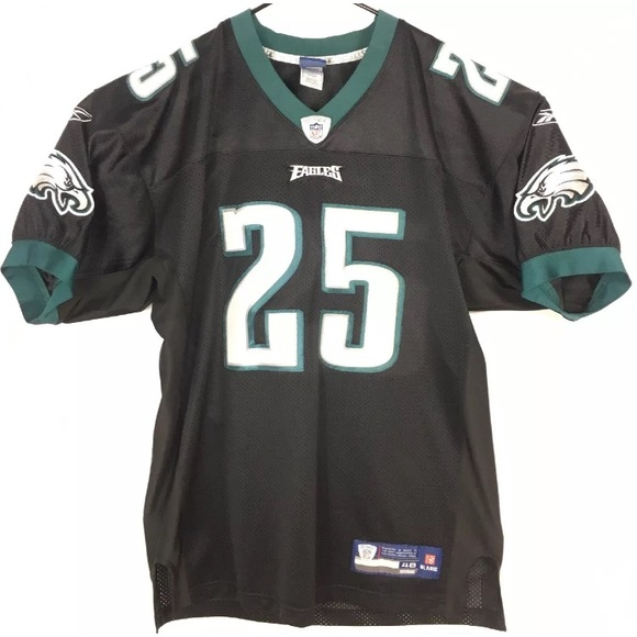 check out f58d6 0b3ea LeSean McCoy Philadelphia Eagles Jersey black